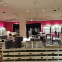 Victoria Secret Store Post Construction Cleaning Phase 3 at Galleria Mall Dallas, TX