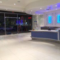 Ice Cream Store Final Post Construction Cleaning Service in Dallas, TX