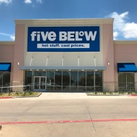 Five Below Store Post Construction Cleaning in Dallas, TX