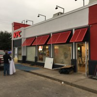 KFC Fast Food Restaurant Post Construction Cleaning in Dallas, TX