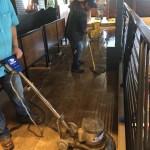 %name Torchy's Tacos Restaurant Touch Up Post Construction Cleaning in Irving, TX