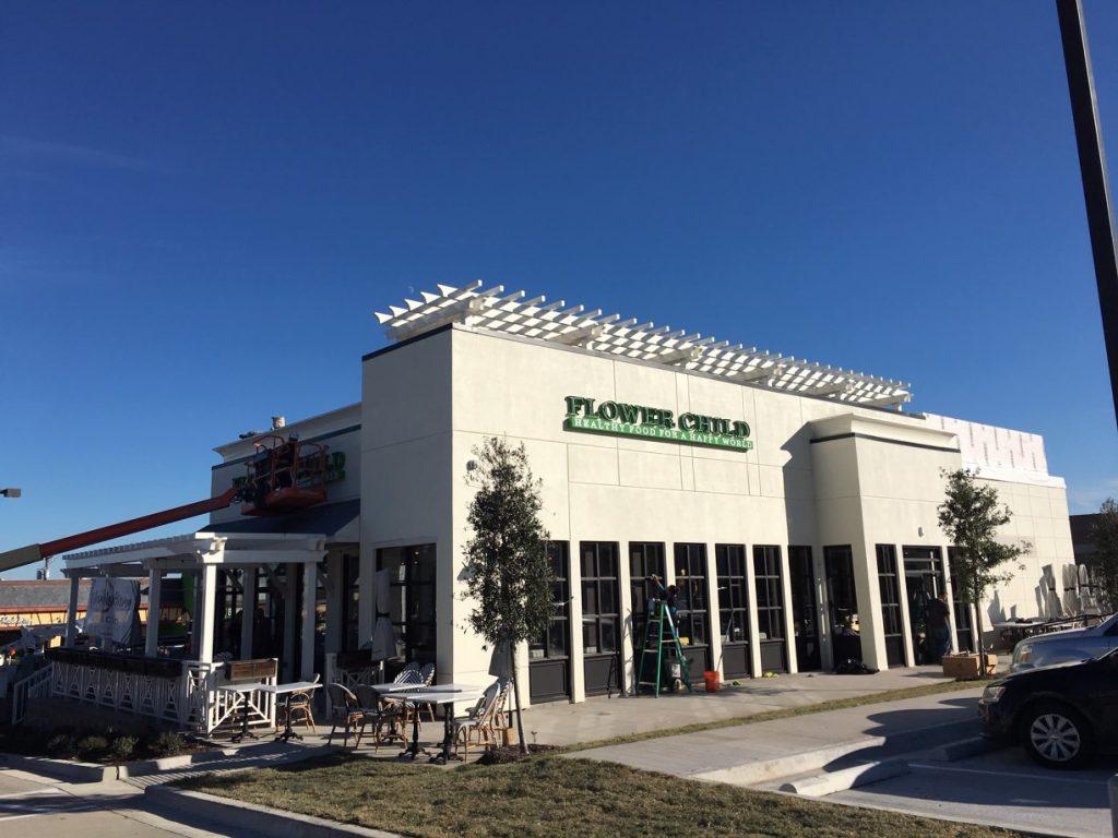 IMG 4117 1024x768 Flower Child Restaurant Final Construction Cleaning, Addison, TX