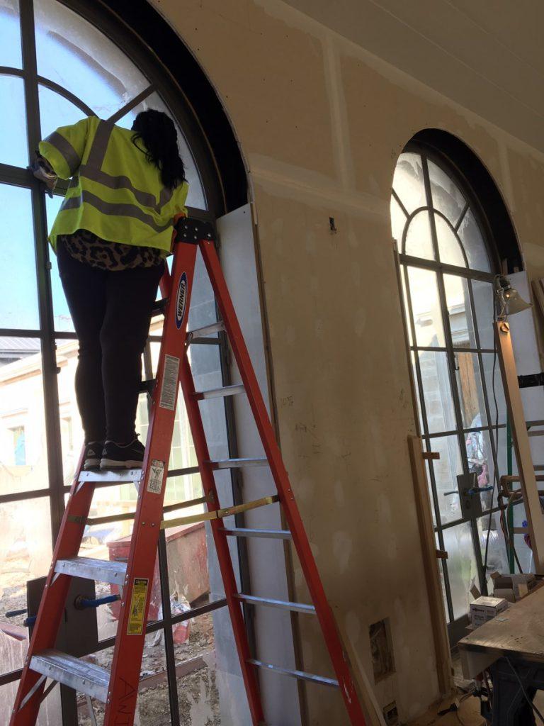 Mansion Interior Windows Deep Cleaning in Dallas TX 012 768x1024 Mansion Interior Windows Deep Cleaning in Dallas, TX