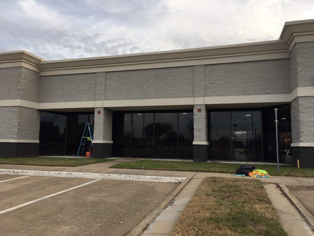 Warehouse Church Store Final Post Construction Clean Up in Plano TX 004 1024x768 Warehouse Church Final Post Construction Clean Up in Plano, TX