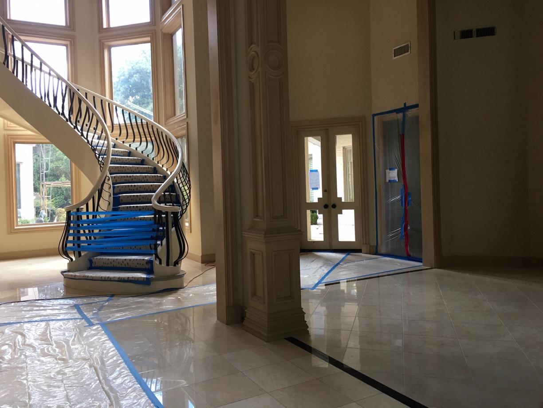 Large Corner Mansion Final Post Construction Cleaning in Dallas TX 00028 Large Corner Mansion Final Post Construction Cleaning in Dallas, TX