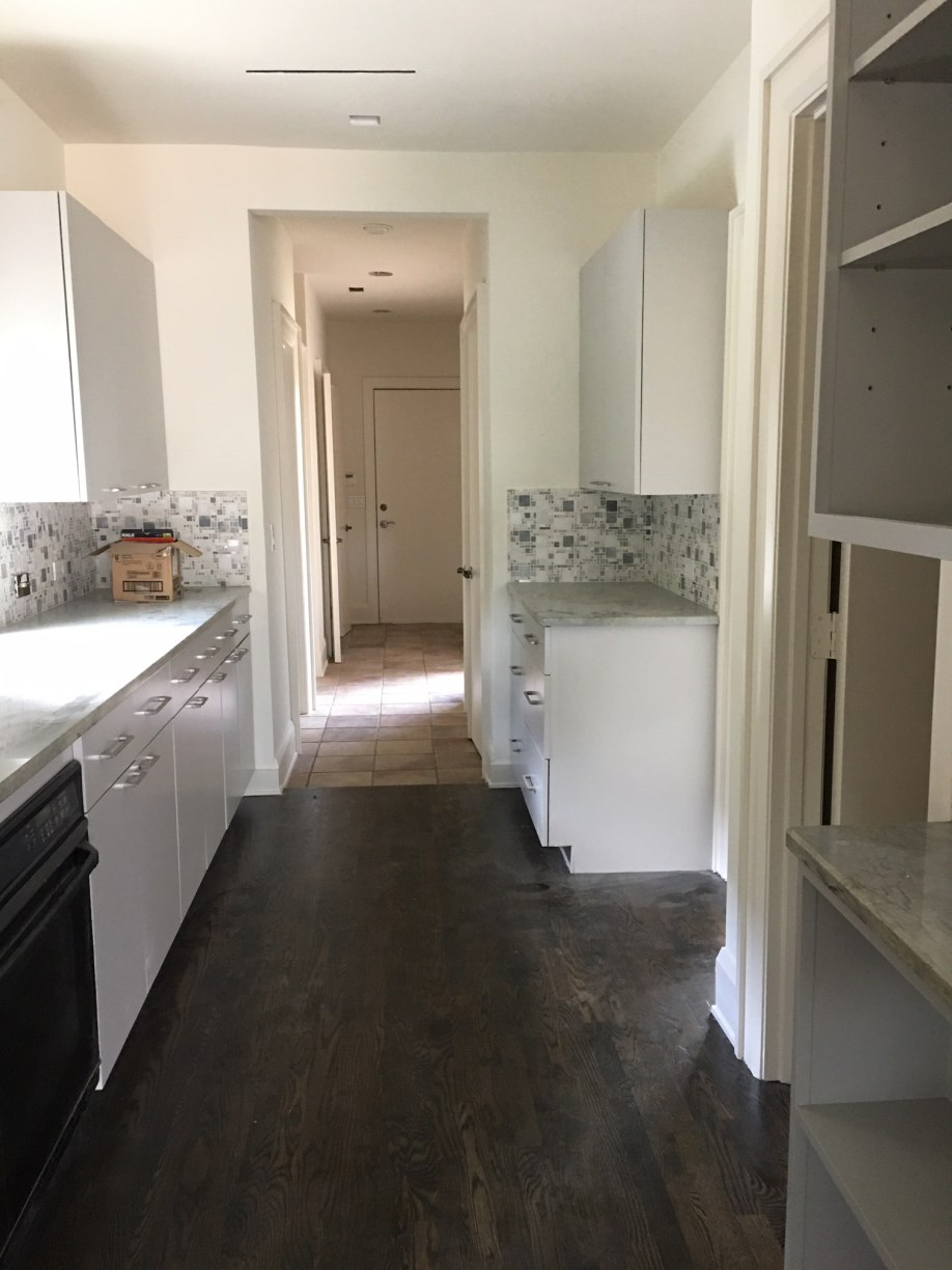 %name Large House Final Construction Clean Up in North Dallas, TX