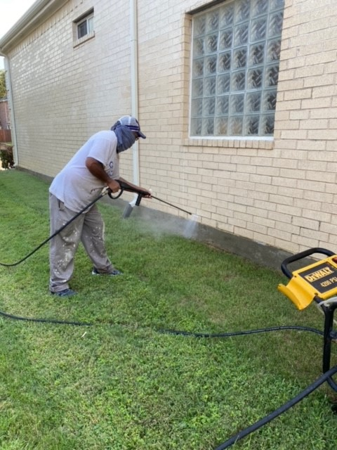 House Exterior Pressure Washer in Plano TX 00010 House Exterior Pressure Washer in Plano, TX