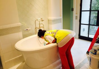 Beautiful Home Touchup Post Construction Clean Up Service in Highland Park Texas 012 d1d22475707fe5a57cd52e03c36455e9 350x245 100 crop Residential Touchup Post Construction Cleaning in Highland Park, TX