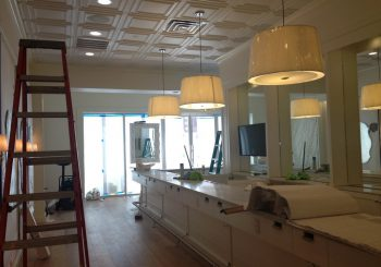 Dry Bar Post Construction Cleaning Service in Houston TX 01 a5d0ff36c856c805a978c1807f5ea055 350x245 100 crop Beauty Hair Saloon Chain Post Construction Cleaning in Houston, TX