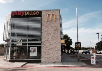 Fast Food Chain Post Construction Cleaning in Frisco TX 02 e608c80e876620c48ddc861e99fc93b3 350x245 100 crop McDonalds Fast Food Chain Post Construction Cleaning in Frisco, TX