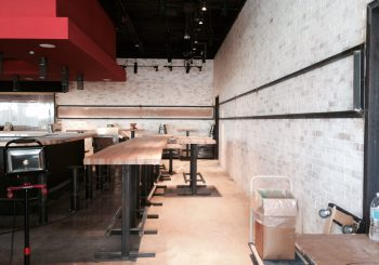 Hopdoddy Post Construction Cleaning Service in Addison TX Phase 1 09 92d45b36927101ccf7a993d784ce3697 350x245 100 crop Hopdoddys Restaurant/ Bar Post Construction Cleaning Service in Addison, TX Phase 1