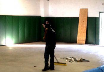Martial Arts Gym Post Construction Clean Up 013 039e7a6e676328221721741fe1729271 350x245 100 crop Martial Arts/Gym Post Construction Cleanup