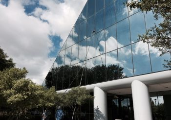 Phase 2 450000 sf. Exterior Windows Cleaning in Dallas TX 21 3eff643d123fcf7327eec9ecccb90b33 350x245 100 crop Glass Building 450,000+ sf. Exterior Windows Cleaning Phase 2 in Dallas, TX