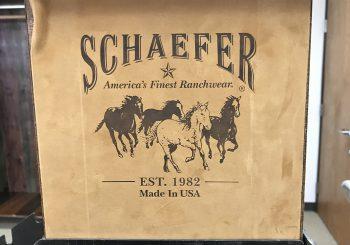Schaefer Finest Ranch Wear Warehouse Final Post Construction Clean Up in in Fort Worth TX 002 c5aa217958835eb1b4368b73e115051a 350x245 100 crop Schaefer Warehouse/Office Post Construction Cleaning in Fort Worth, TX