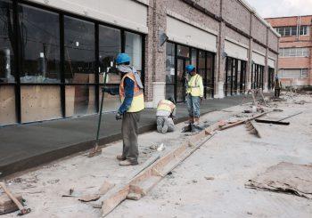 Zoes Kitchen Houston TX Rough Post Construction Clean Up Phase 1 04 4c571336b6fd8b369a307ad67d7c45fb 350x245 100 crop Zoes Kitchen Houston, TX Rough Post Construction Clean Up Phase 1
