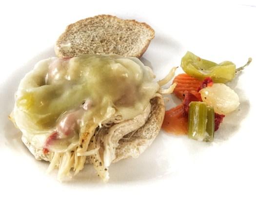 weight watchers italian chicken sandwiches