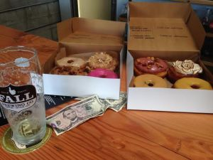 Doughnuts, Beer, Heaven on Earth