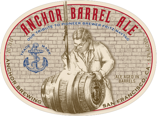 Anchor Barrel Ale