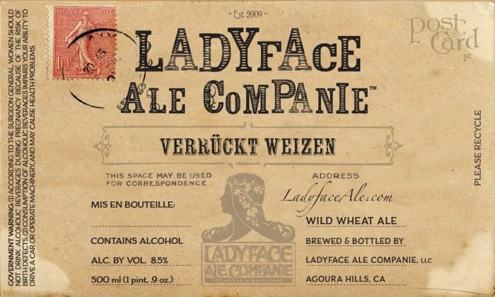 Ladyface Verrückt Weizen