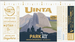 Uinta Park Golden Ale