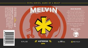 Melvin Asterisk DIPA
