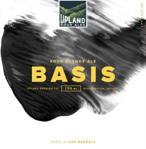 Upland Basis Sour Blonde Ale