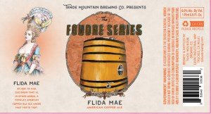 Tahoe Mountain Flida Mae American Copper Ale