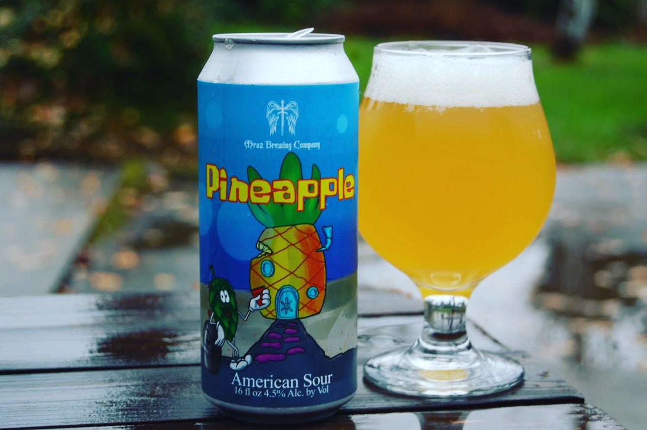 Mraz Pineapple American Sour | Grubulub