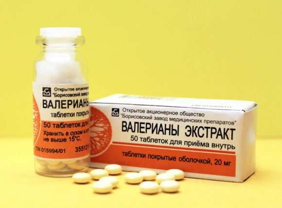 Кормление грудью и валериана польза или вред
