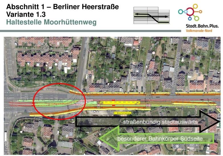 Bild: Braunschweiger Verkehrs-GmbH; Auszug Präsentation 3. Bürgerworkshop Volkmarode-Nord am 20.06.2018