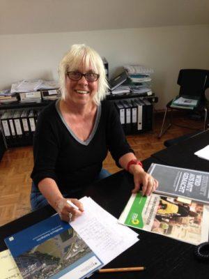 Juliane Krause arbeitet für die Zukunft der Städte