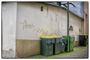 Schaumgasse in Meinerzhagen. © 2015 Foto: Stefanie Schildchen