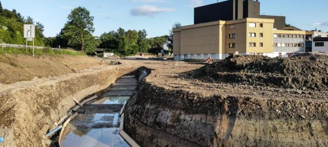 Neues Flussbett für die Volme