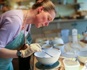 Hoppe-Keramik in Meinerzhagen. 2016 © Foto: Stefanie Schildchen