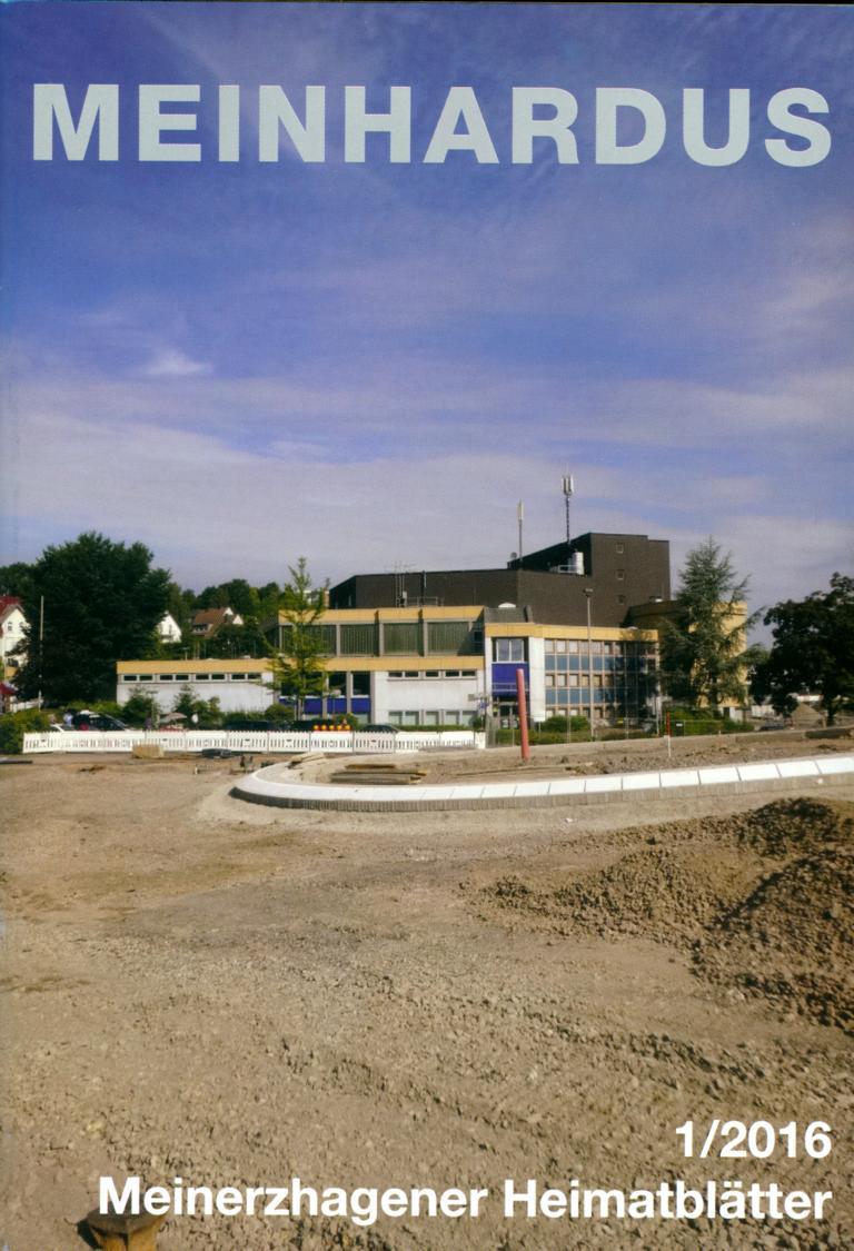 Meinerzhagen, Stadthalle - Artikelzusammenfassung im Meinhardus