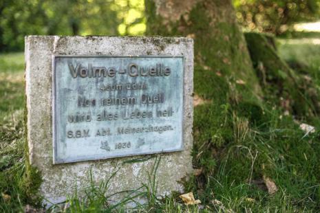 Gedenkstein © Foto: Stefanie Schildchen