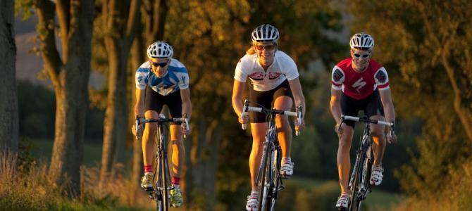 9,3 Millionen Radfahrer jährlich