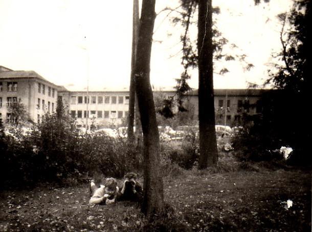 Meinerzhagen in den 1950ern