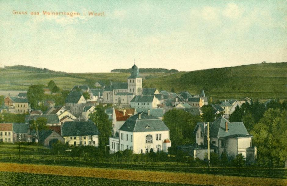 Meinerzhagen um 1920