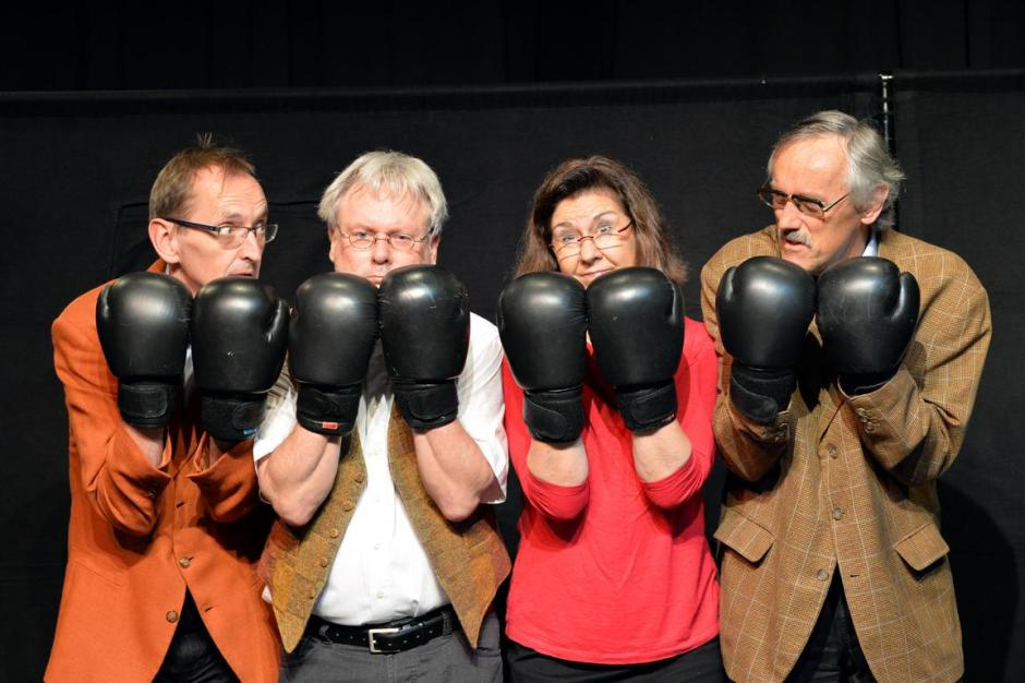 """KUK-Kabarett präsentiert """"Die Daktiker"""""""