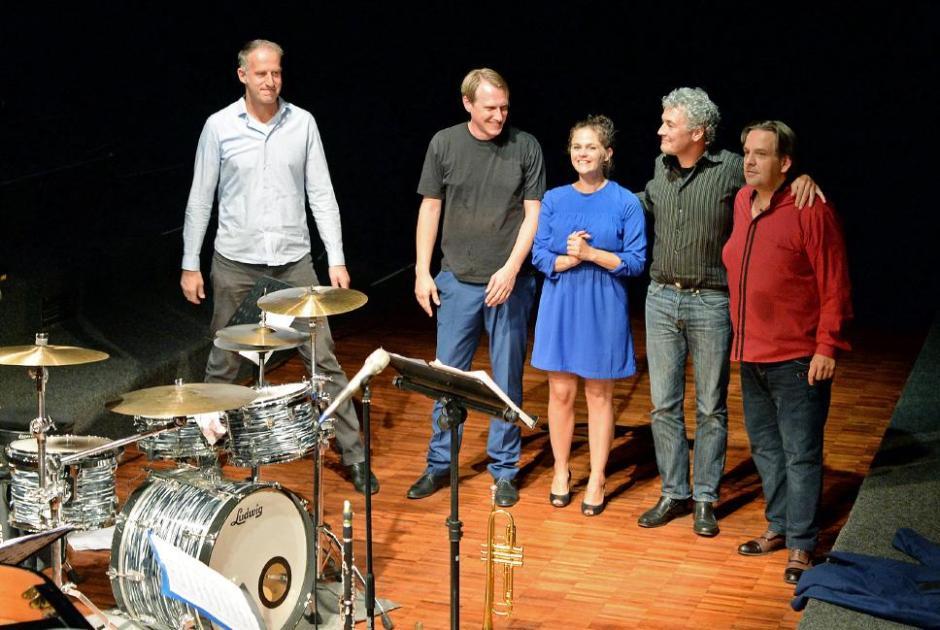 Jazz: Stefan Heidtmann und Band sind am 25. Mai 2019 in der Historischen Brennerei in Rönsahl zu Gast.