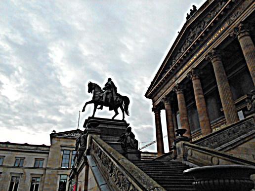 Deutsche Kunst Museum Eingang