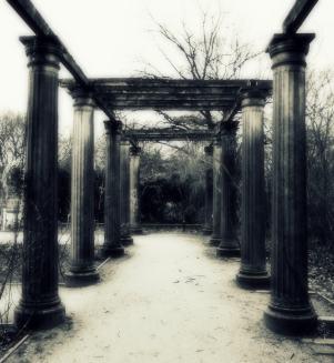 Säulengang sw