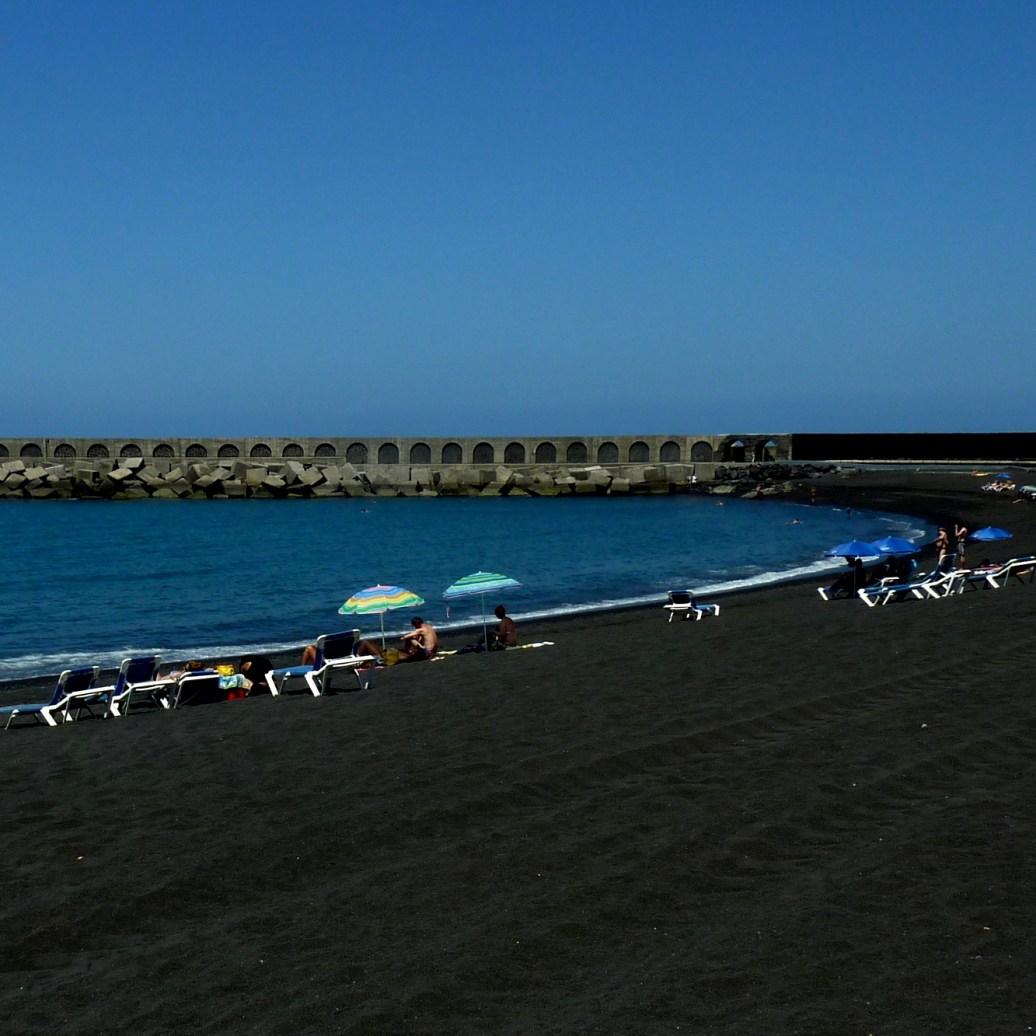 Strand Tazacorte