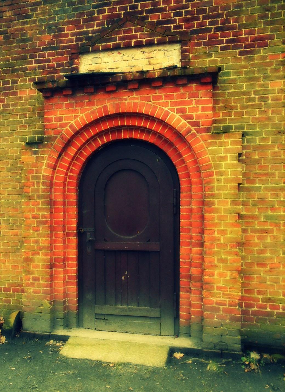 Alte Tür cross