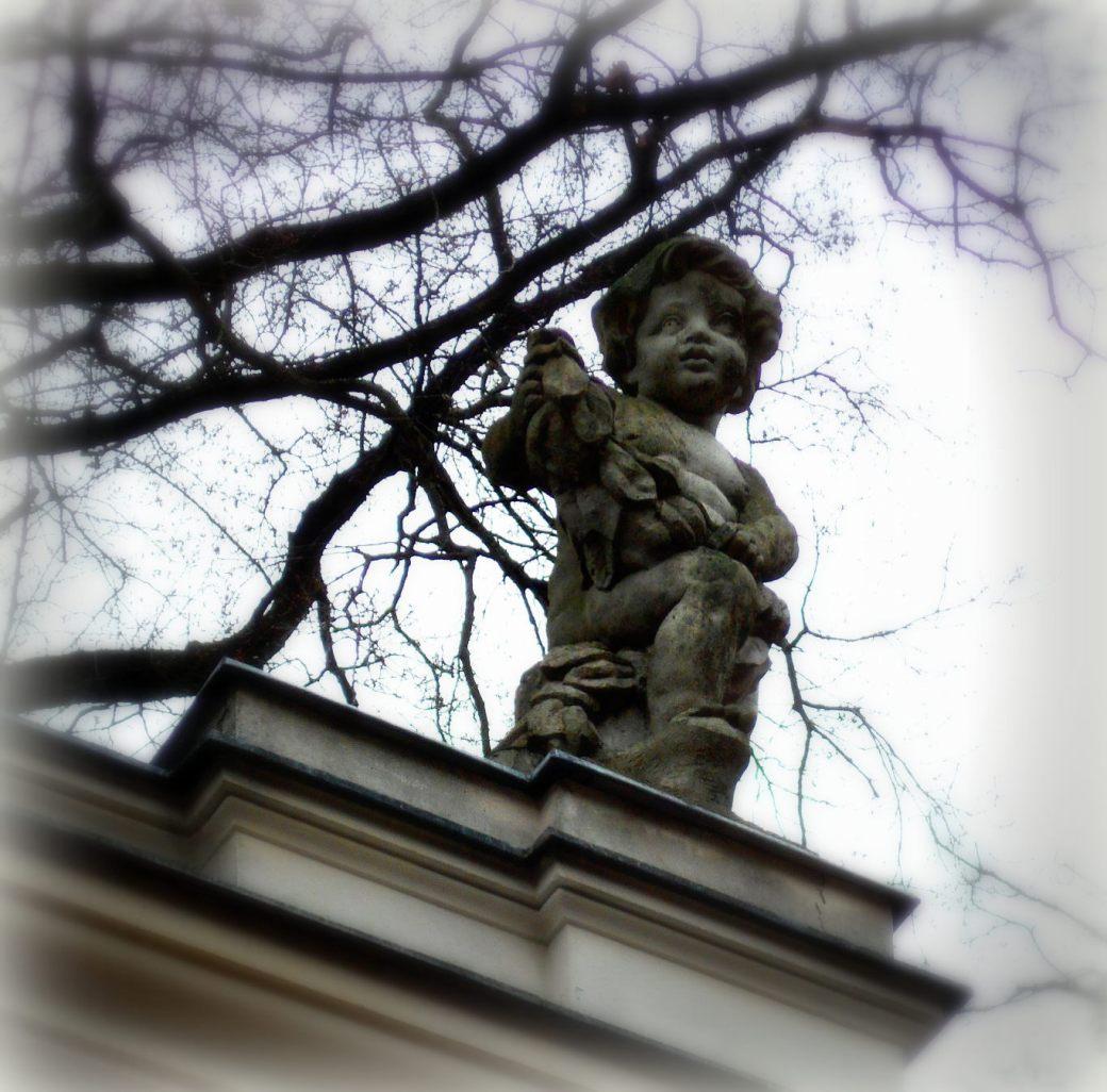 Figur Gartenhaus
