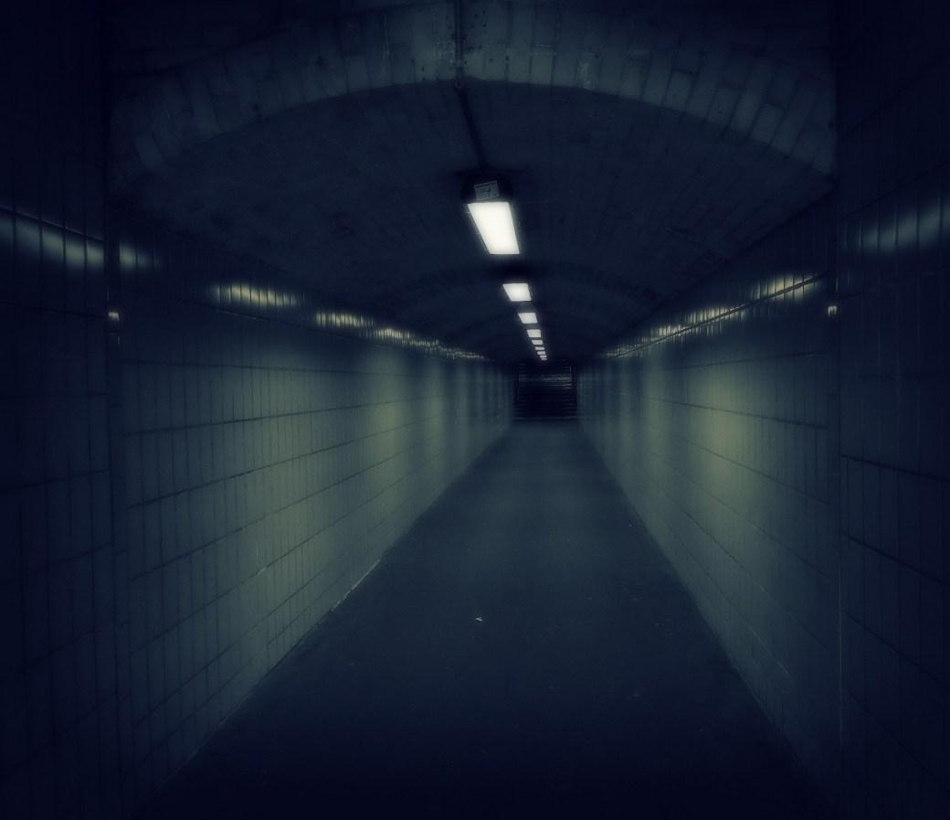 Unheimlich - U-Bahnstation