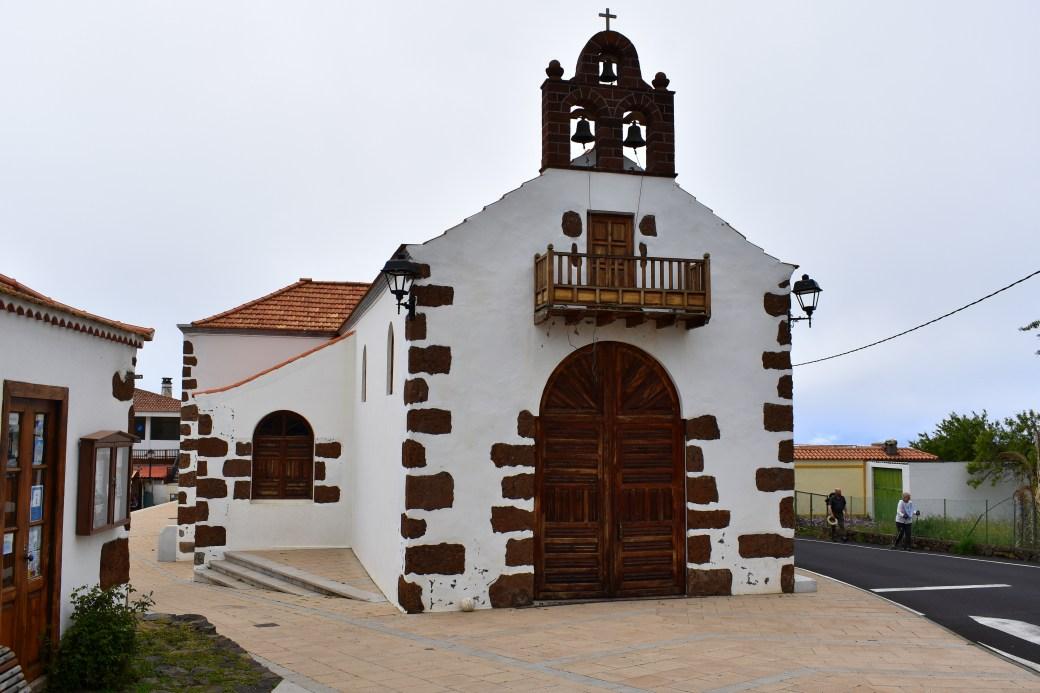 Kirche bei Puntagorda