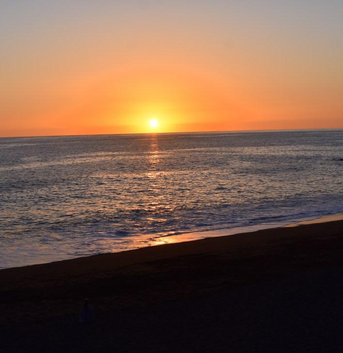 Sonnenuntergang zwei
