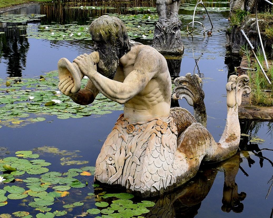 Wasserfigur